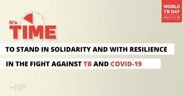 COVID-19: a message of solidarity on World TB Day 2020